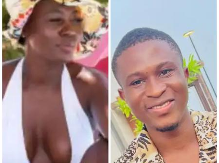 After Kenyan lady was seen advising daughter to choose money over love, check out what this guy said