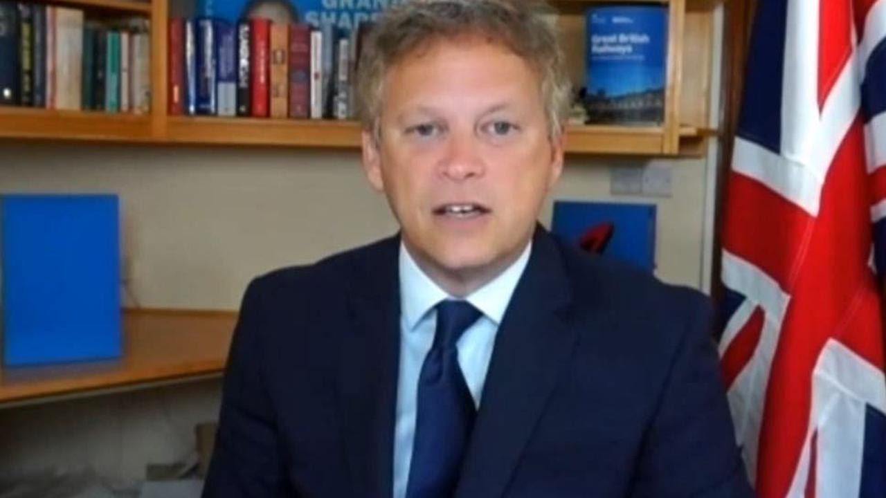 Shapps: Don't ignore Test & Trace even if it means missing holiday