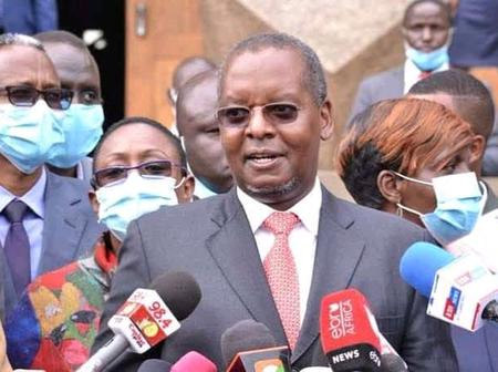 Amos Kimunya Makes Another Announcement On the BBI, Reveals What Kenyans Should Expect