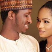 Meet The Humble Son Of The Late Umaru Musa Yar'Adua That is A Lawyer And He Also Married A Lawyer