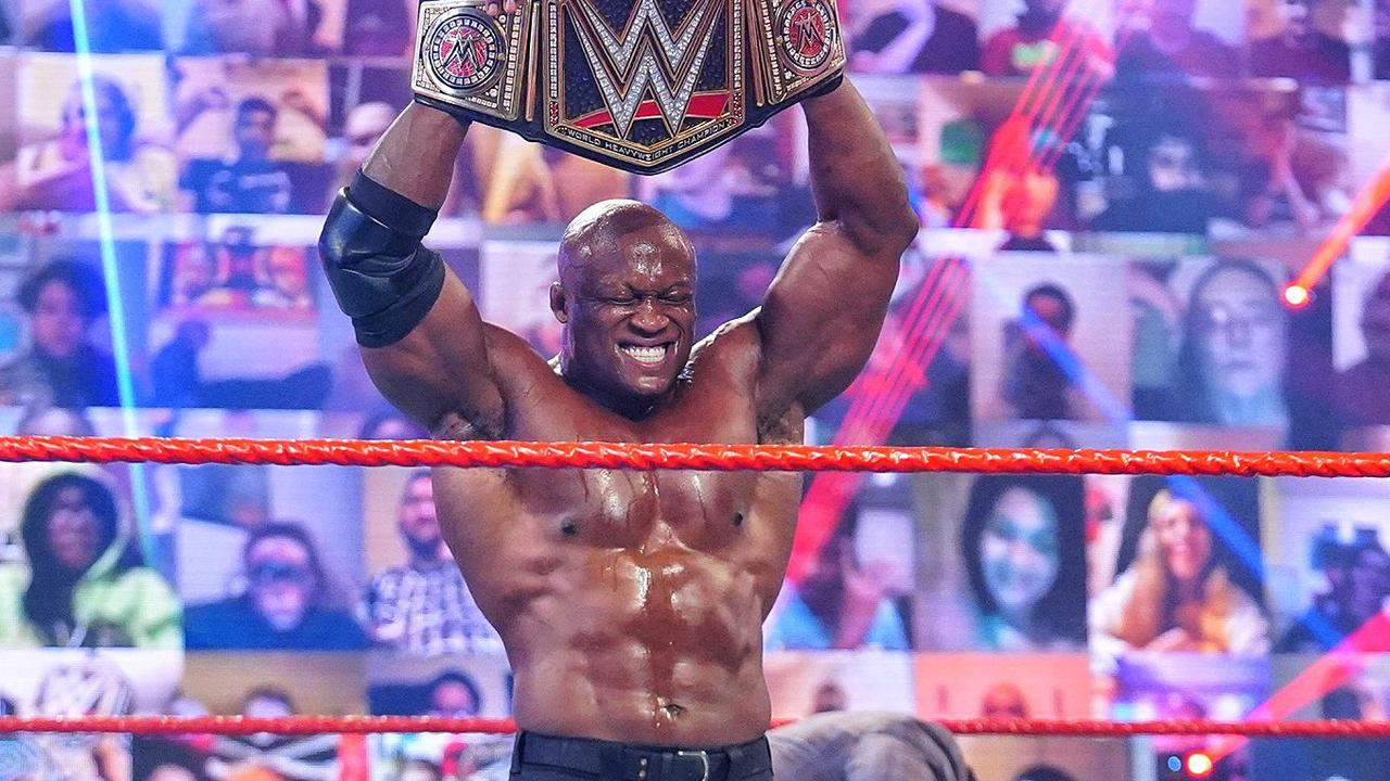 WWE Champion Bobby Lashley Talks About The Hurt Business, Potential Future Challengers
