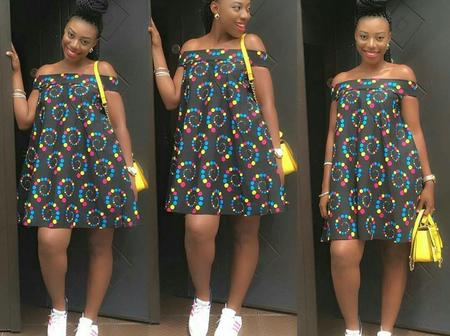 Ankara On Sneakers Styles That Are Trending Recently