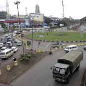 Busy Nairobi CBD Highway Section to be Closed For 20 Days