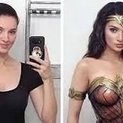 Meet this talented woman who can transform into any super hero using only make-up and costume
