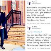 Nigerian Man Reveals Reasons American Embassy Denies Student Visas