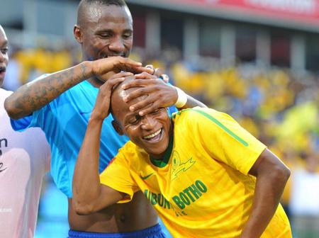 Tribute to one of the best unforgettable Sundowns star