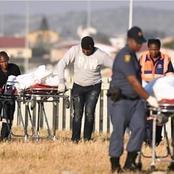 Bloody weekend: Several people were killed in gang violence this past weekend.