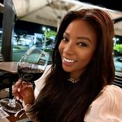Pearl Modiadie bullied for eating Chicken Licken (see comments)
