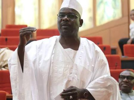 Court Orders A Nigerian Serving Senator To Be Put in Prison After He Committed A Crime (Photos)