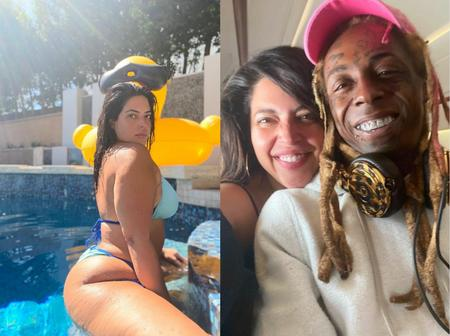 See Beautiful Photos Of The 34-Year-Old Plus Size Model That Lil Wayne Is Currently Dating (Photos)