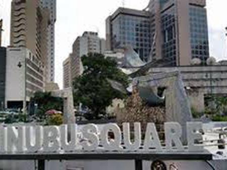 Check out the history behind Independence Square and why it was changed to Tinubu Square
