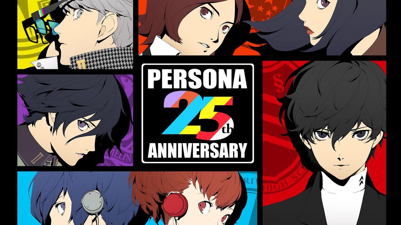 Première (petite) salve d'annonces pour Persona, qui souffle sa 25e bougie