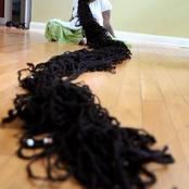 Asha Mandela- Broke World Record For The Longest Hair in the World
