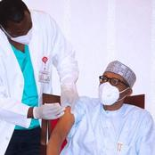 Buhari's Condition After Receiving COVID-19 Vaccine