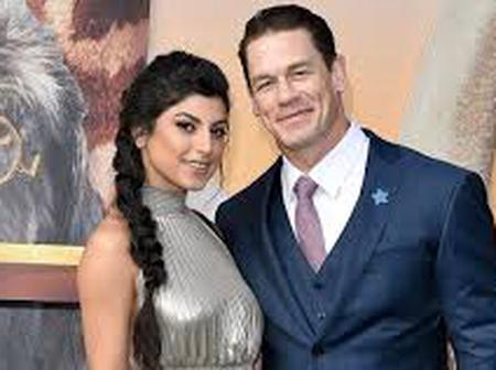Check out lovely pictures of John Cena and his wife