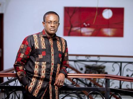 This Bishop Leads Worship at Dr. Mensah Otabil's ICGC.