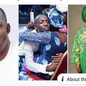 (Photos) Gospel Artist Dunsin Oyekan celebrates mom's birthday