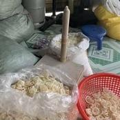 Vietnam : un trafic de préservatifs usagés, reconditionnés et revendus découvert
