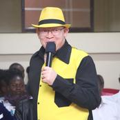 Isaac Mwaura Promised Never To Turn Back In His Support For Ruto As He Support Hustler Narrative