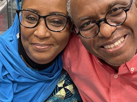 El-Rufai Is Aging Gracefully, See The Pic His Wife Just Posted On Twitter And How Nigerians Reacted