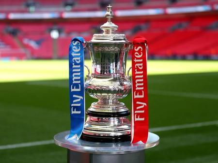 English FA Cup Draw Confirmed [Full fixtures]