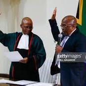 Zimbabweans Get Ready! As Aaron Motsoaledi Guns Down For All Illegal Foreign Nationals.