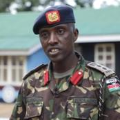 Security Agencies Serving in Boni Forest Gets a New Commander