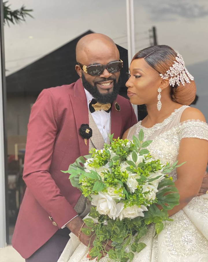 Check out 15 photos of Chief Imo and his wife they celebrate their 10th wedding anniversary 18