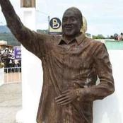 Hommage : ces statues qui ne ressemblent pas à leurs défunts modèles
