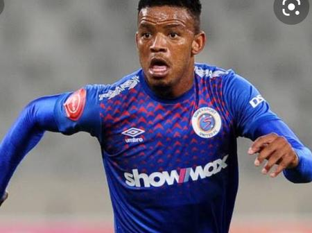 SuperSport United turns down R10 million offer for Mbule from Kaizer Chiefs