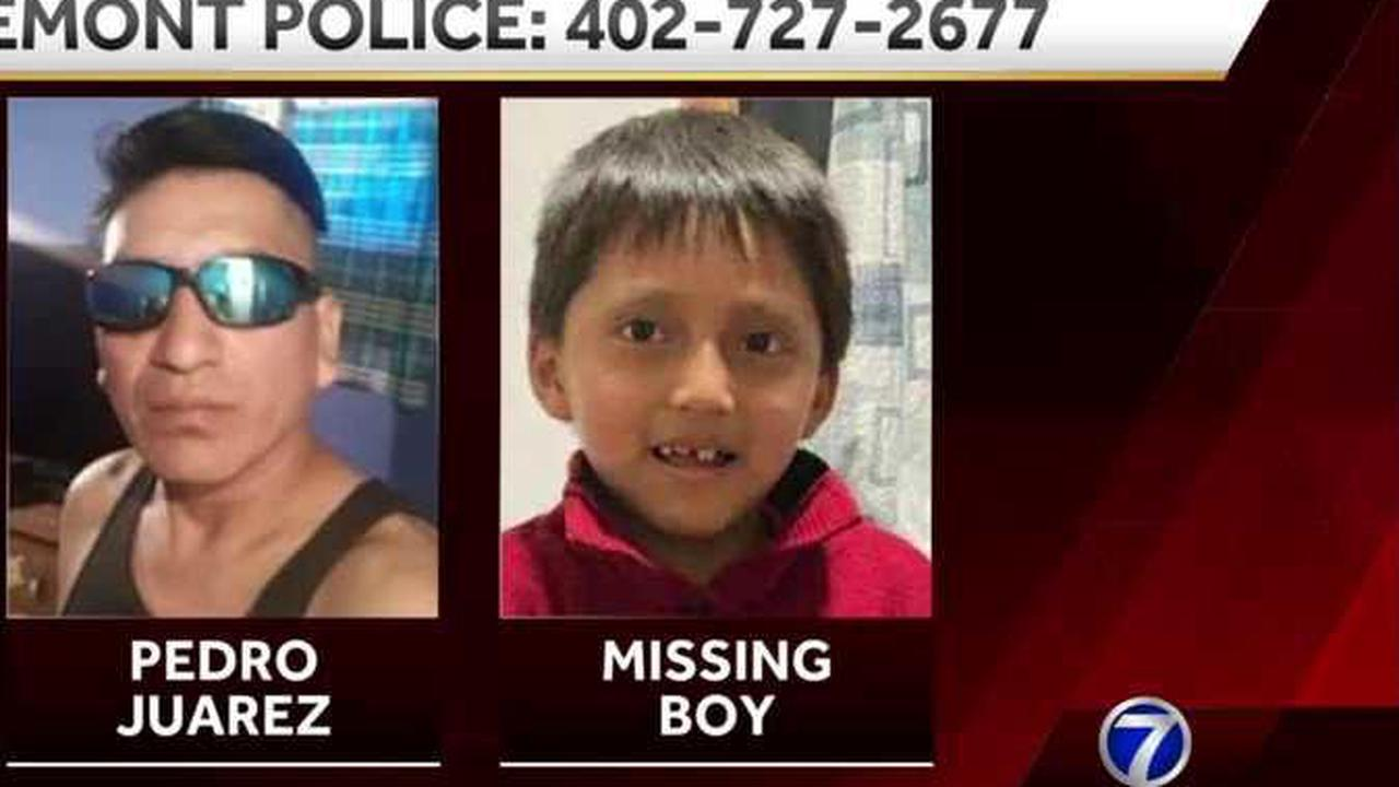 Fremont police searching for man in connection with abduction of 6-year-old boy