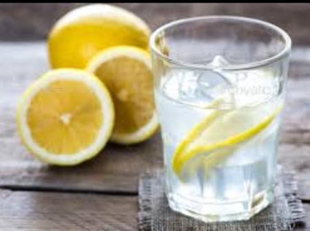 Benefits I Derive From Drinking Lemon Water on Empty Stomach