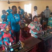 Kaduna Community Expresses Joy as NGO Donate Skills Acquisition Hub