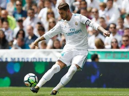 Opinion:An Underrated Trait Of Sergio Ramos:His Passing.