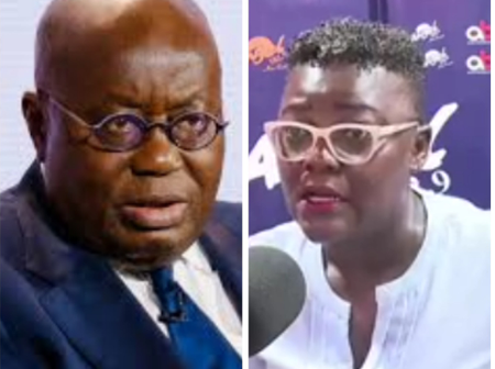 Stop Using That Name For Nana Addo In Ashanti Region For He Can Be Your Father-Nana Yaa Brefo Fumes