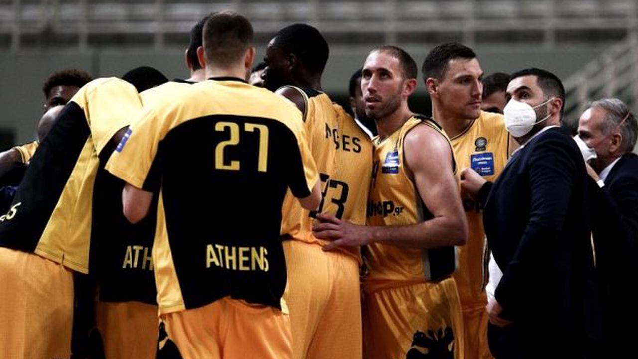 AEK asks for postponement of playoffs opener after multiple COVID-19 cases