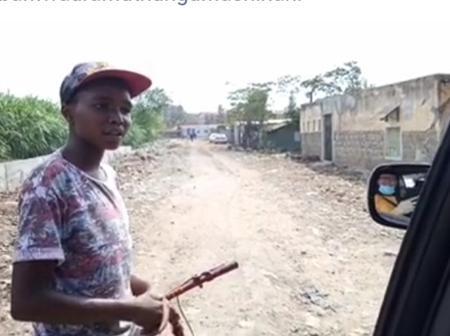 Meet The Boy Who Immitates Sounds of 30 Different Animals, Wowed Senator Isaac Mwaura (Video)