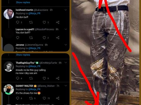 Laycon Needs To Change His Stylist: Fans Reacts As This Was Spotted In His Latest Photos