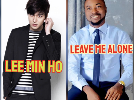 Mixed Reactions As Man Claims He Looks Like Korean Actor Lee-Min-Ho