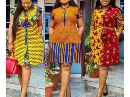 Look Beautiful For Your Husband And Children On Easter Day With These Newest Ankara Outfits