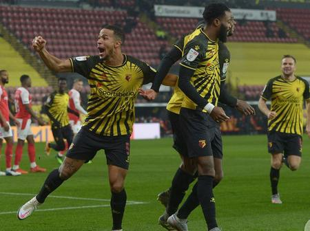 Super Eagles star shines for his English club in their 6-0 League victory