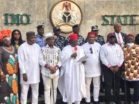 Today's News: Ebube Agu Will Chase Herdsmen Away From Igboland - SE Governors, Gunmen Kidnap Priest