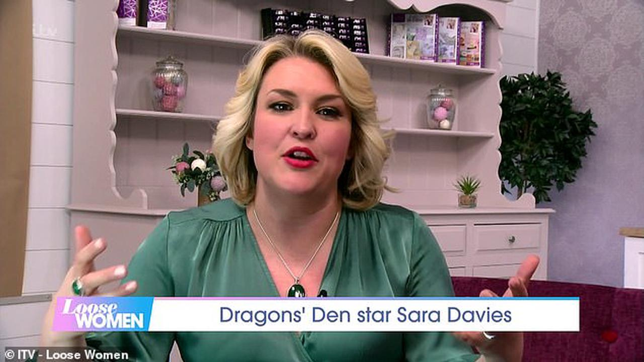 Multimillionaire Dragon's Den star Sara Davies warns would-be entrepreneurs not to 'romanticise' the idea and says there are hidden sacrifices when building your own business