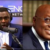 I Like What Nana Addo Is Doing, Ghanaians Should Be Happy - Kelvin Taylor