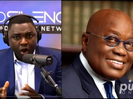 I Like What Nana Addo Is Doing, Ghanaians Should Be Happy - Kelvin Taylor
