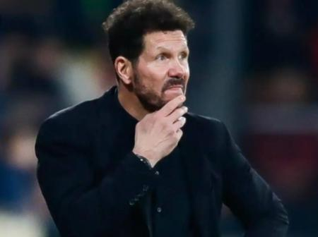 Check Out Who Diego Simeone Chose Between Ronaldo And Messi