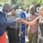 Questions Arise After Young Woman Is Spotted In Ruto's Functions