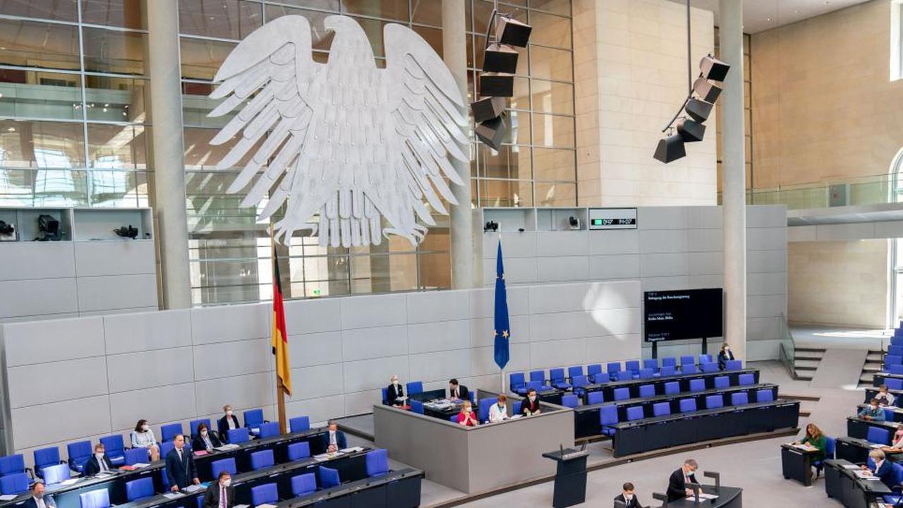 Bundestag verlängert epidemische Notlage bis 30. September