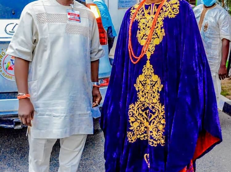 Fans React Hours After Oluwo Poses In New Photos With Wasiu Ayinde