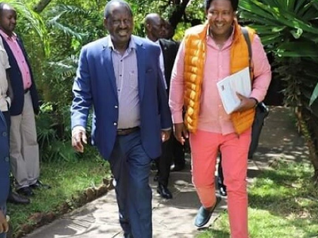 Popular ODM Senator Rubbishes One Kenya Alliance as he Affirms His Loyalty to Raila